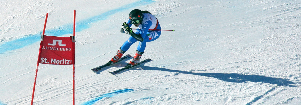 Classifica supergigante femminile Val d'Isère 2020: Federica Brignone è sul podio