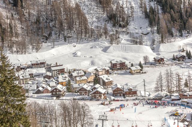 Campionati di sci Walser in Formazza