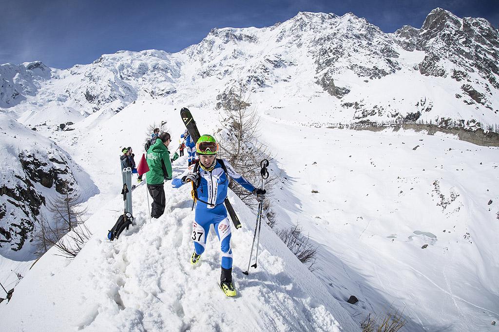Campionati italiani scialpinismo 2019 Pontedilegno Tonale