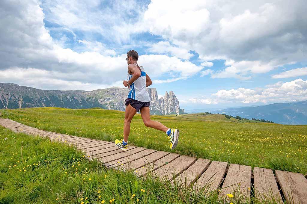 Alpe di Siusi Half Marathon 2018