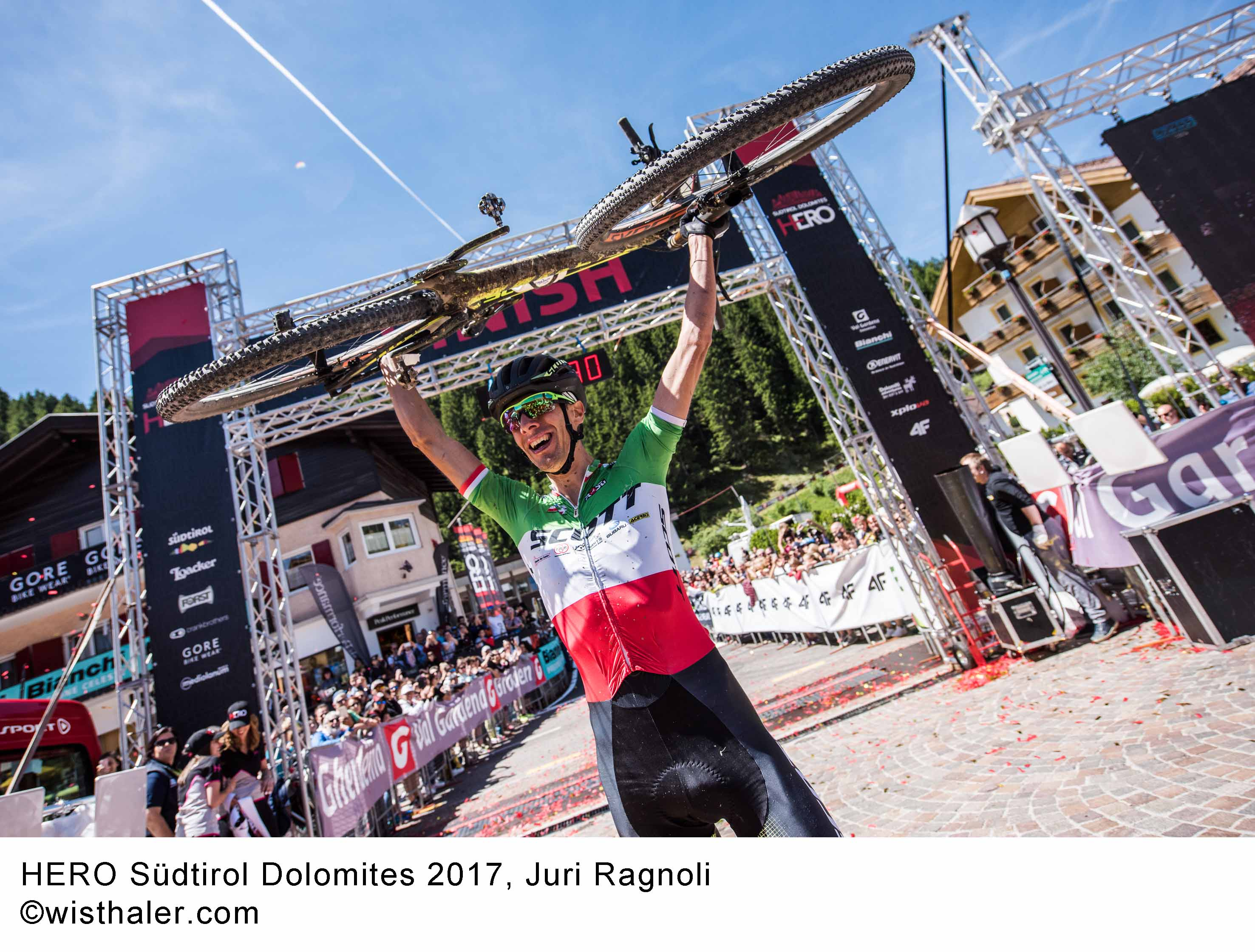 HERO Dolomites 2017: classifiche e fotografie