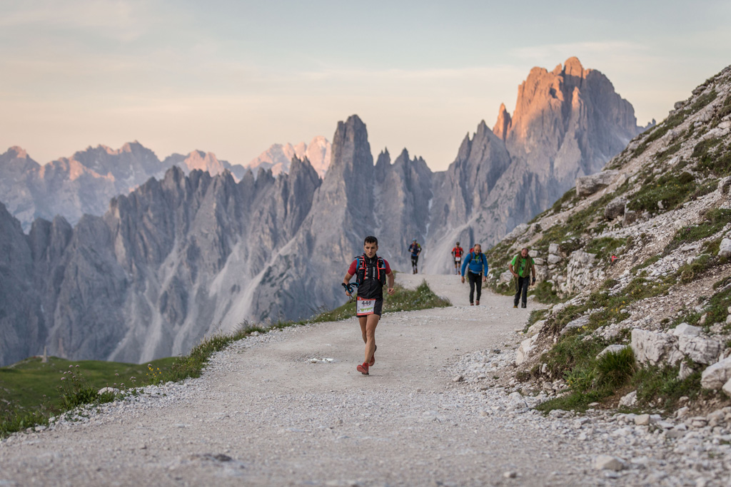Lavaredo Ultra Trail 2021: date, percorsi e sicurezza per tutti