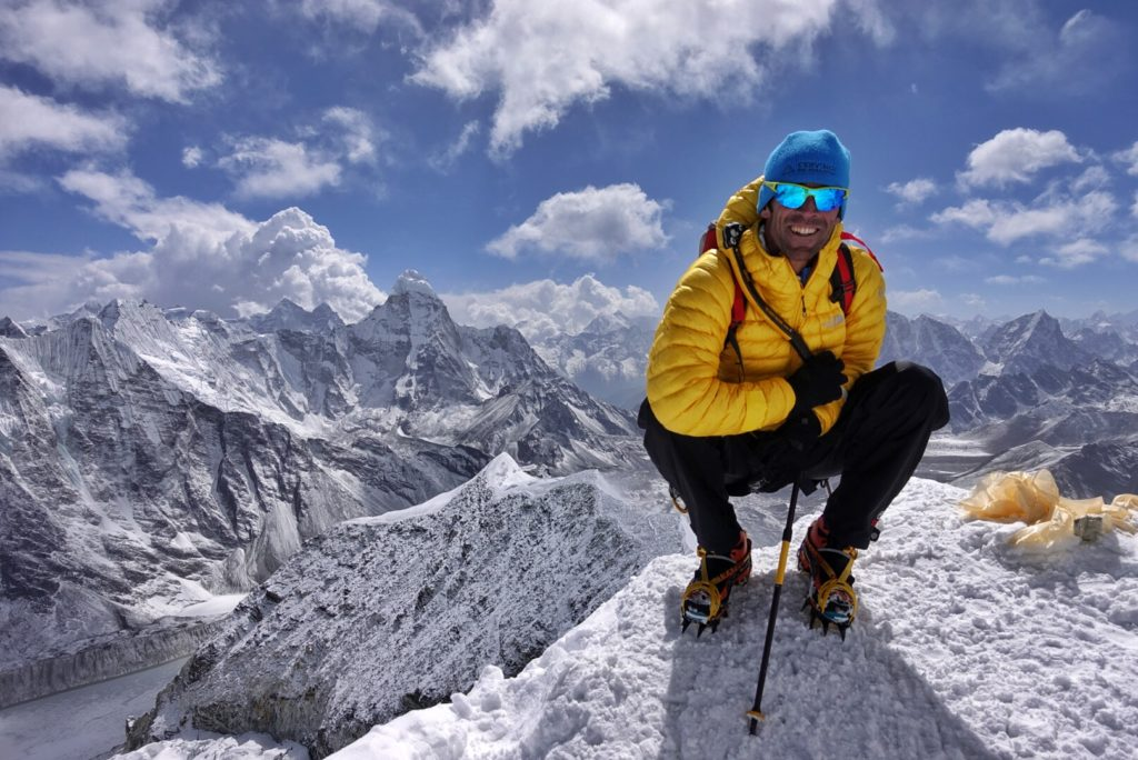 Hervé Barmasse sul Monte Rosa: il film gratis è su YouTube