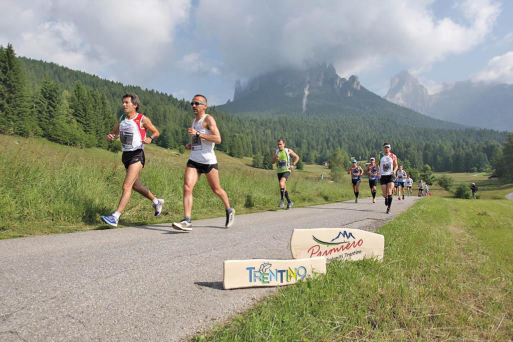 Primiero Dolomiti Marathon 2018