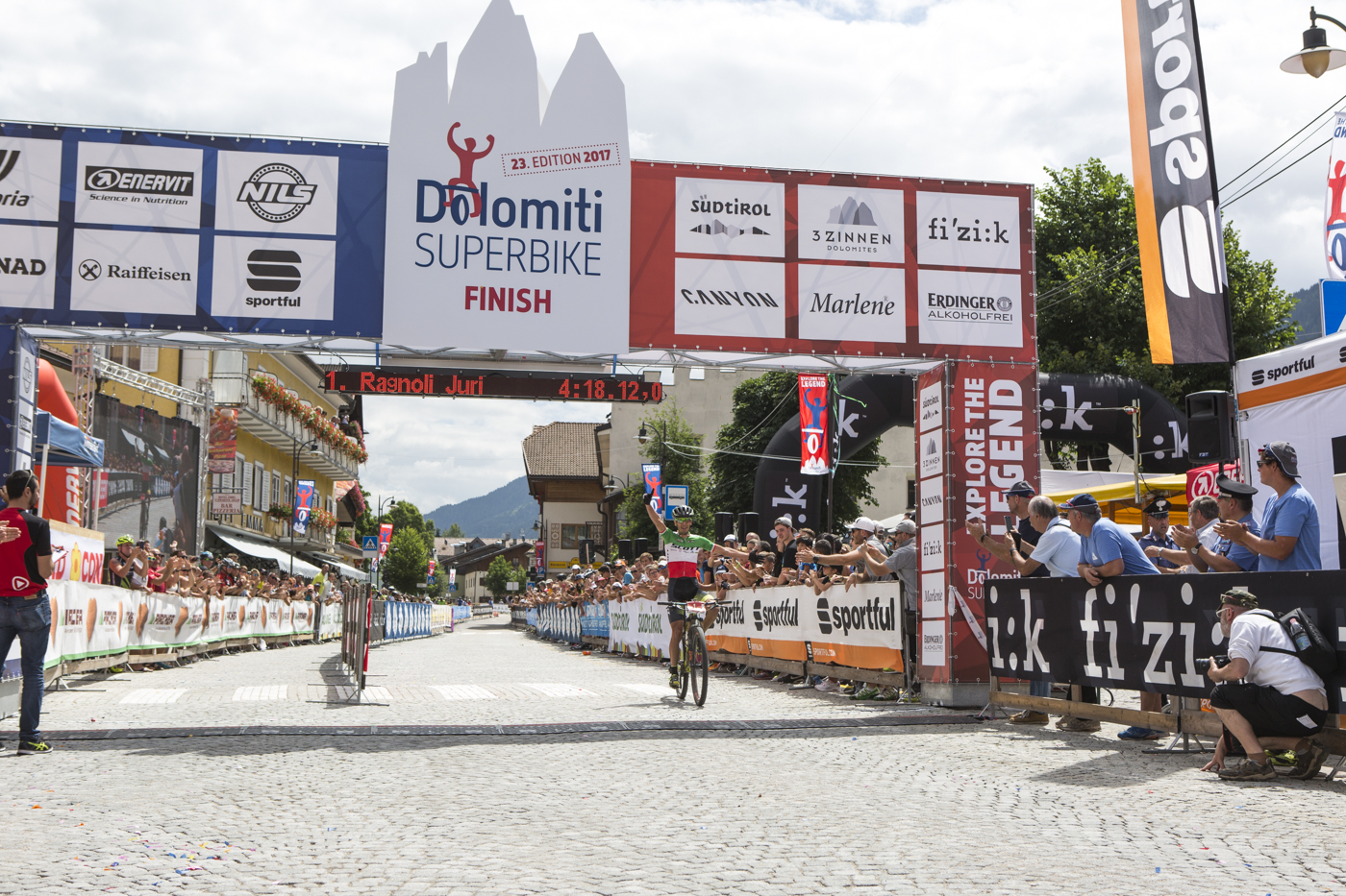 Dolomiti Superbike: classifiche 2018 online