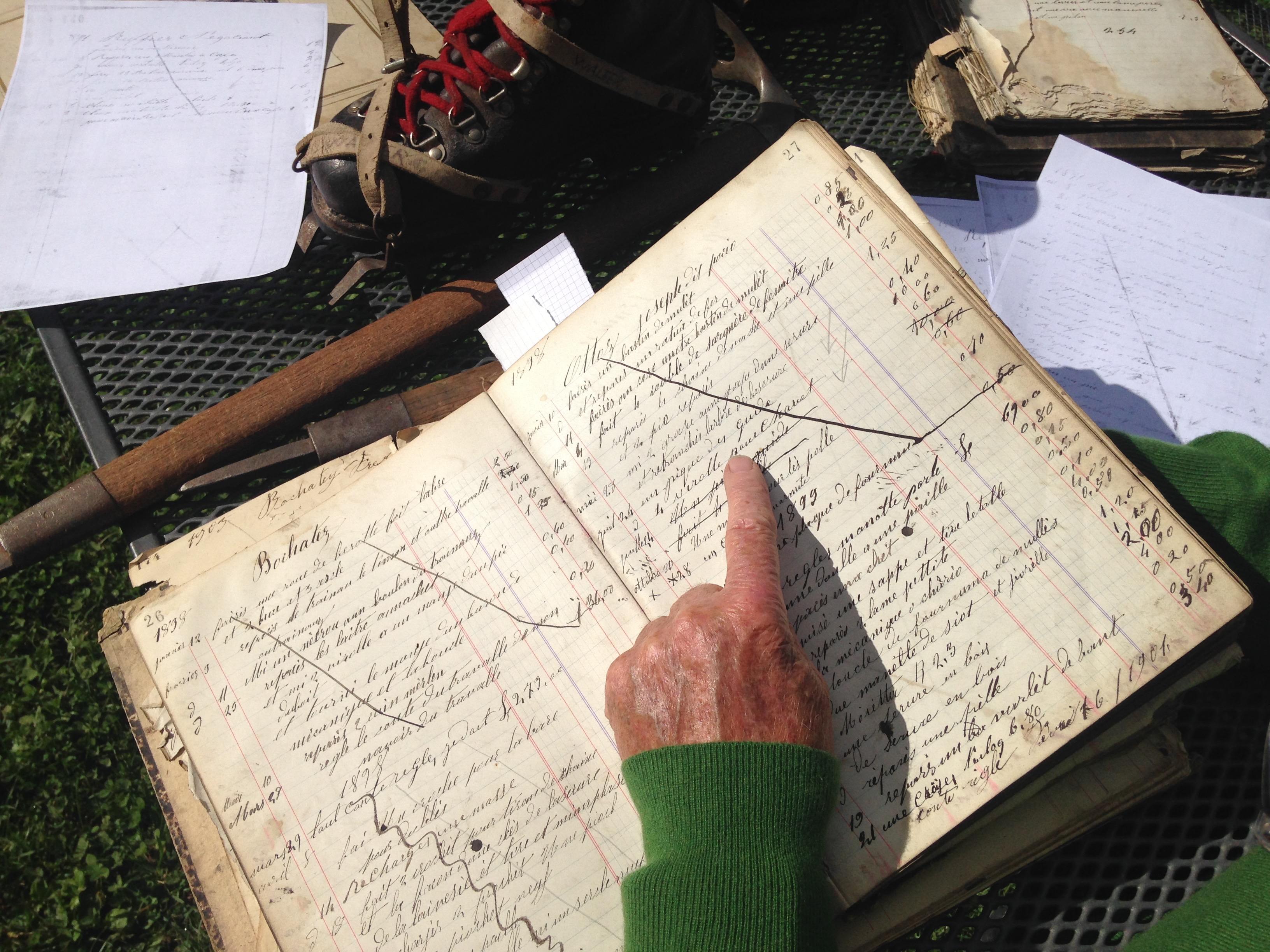 Grivel: la storia della fucina di piccozze e ramponi