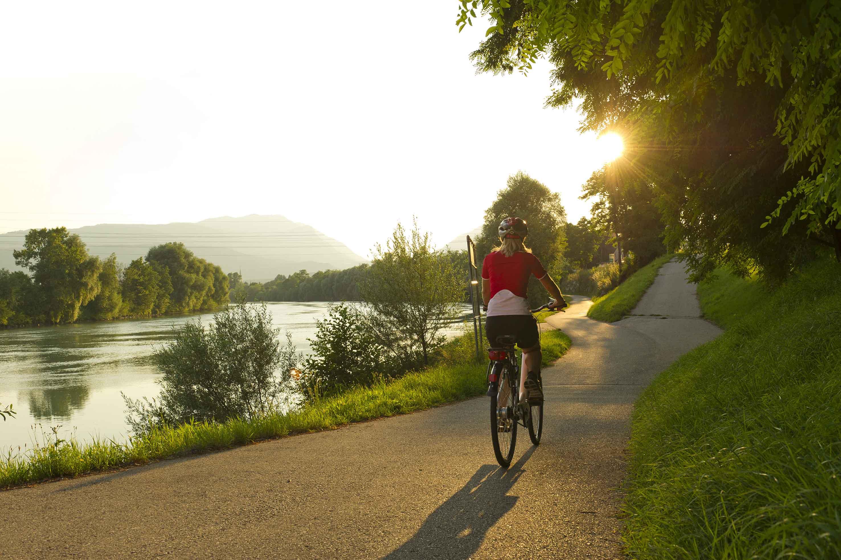 Villach, vacanze in bicicletta