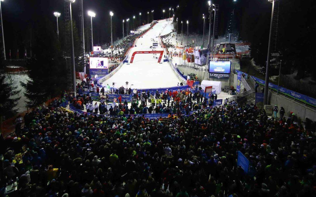 Slalom Madonna di Campiglio: vendita biglietti – Acquista online da € 17,00