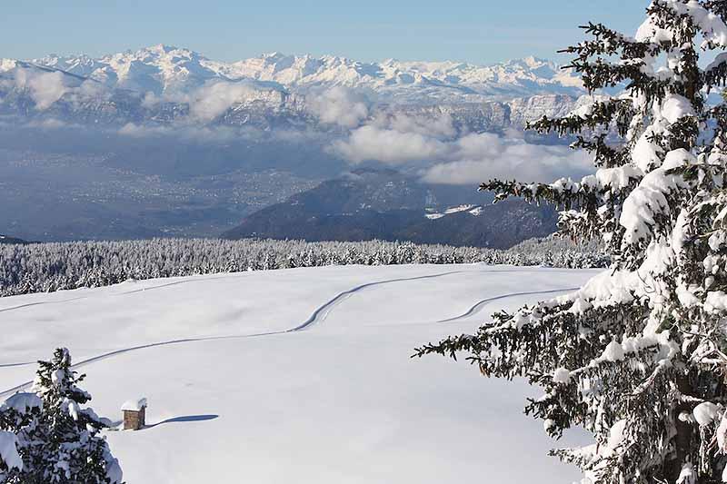 Renon: sci e neve a due passi da Bolzano