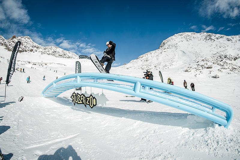 A Stubai la Coppa del Mondo FIS Freeski