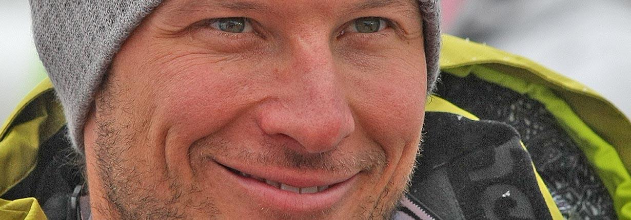 Aksel Lund Svindal, campione norvegese di sci alpino