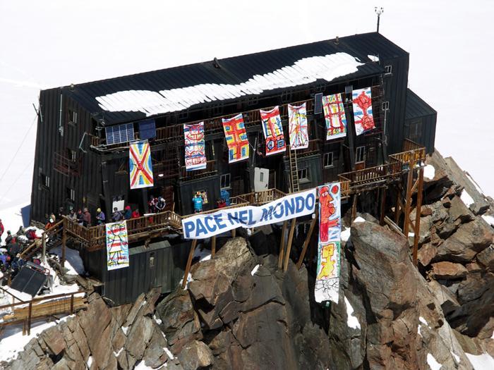 Capanna Regina Margherita: sul Monte Rosa, tra ricerca e alpinismo