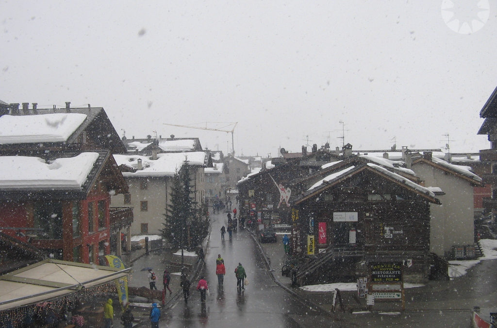 Neve in montagna: oltre 100 cm in Val d'Ossola