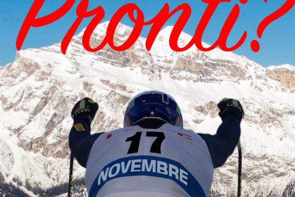 Apertura piste sci Cortina