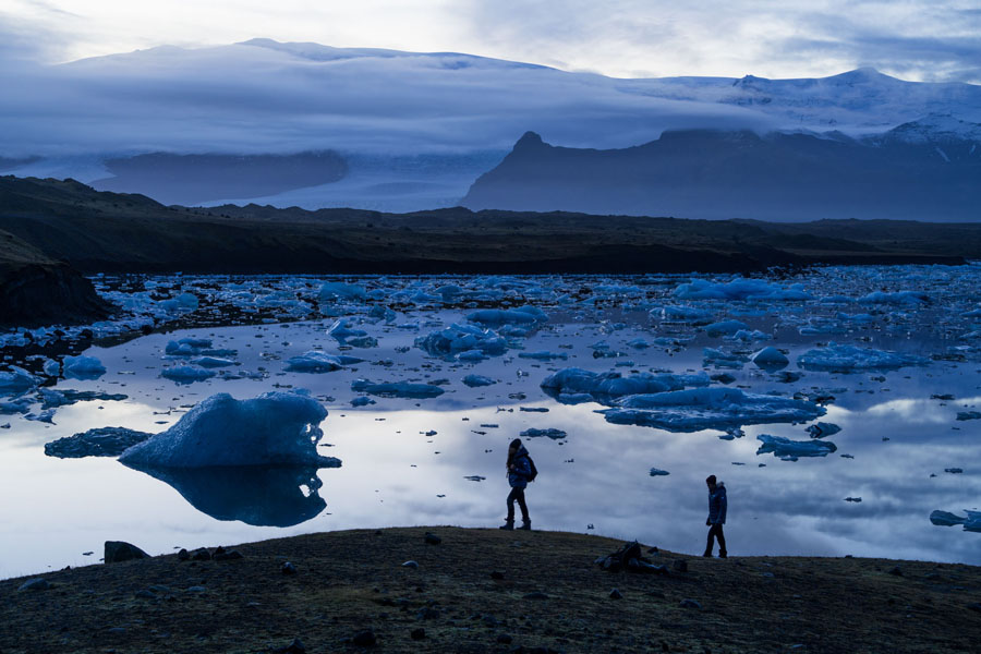 Columbia scarpone Canuk con suola Michelin: testato in Islanda