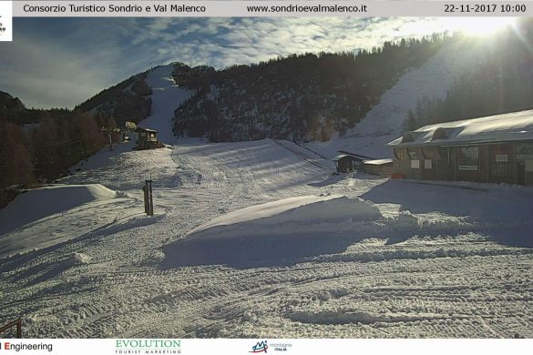Ski Area Valmalenco