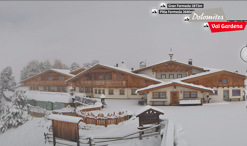 Webcam Col Raiser Val Gardena