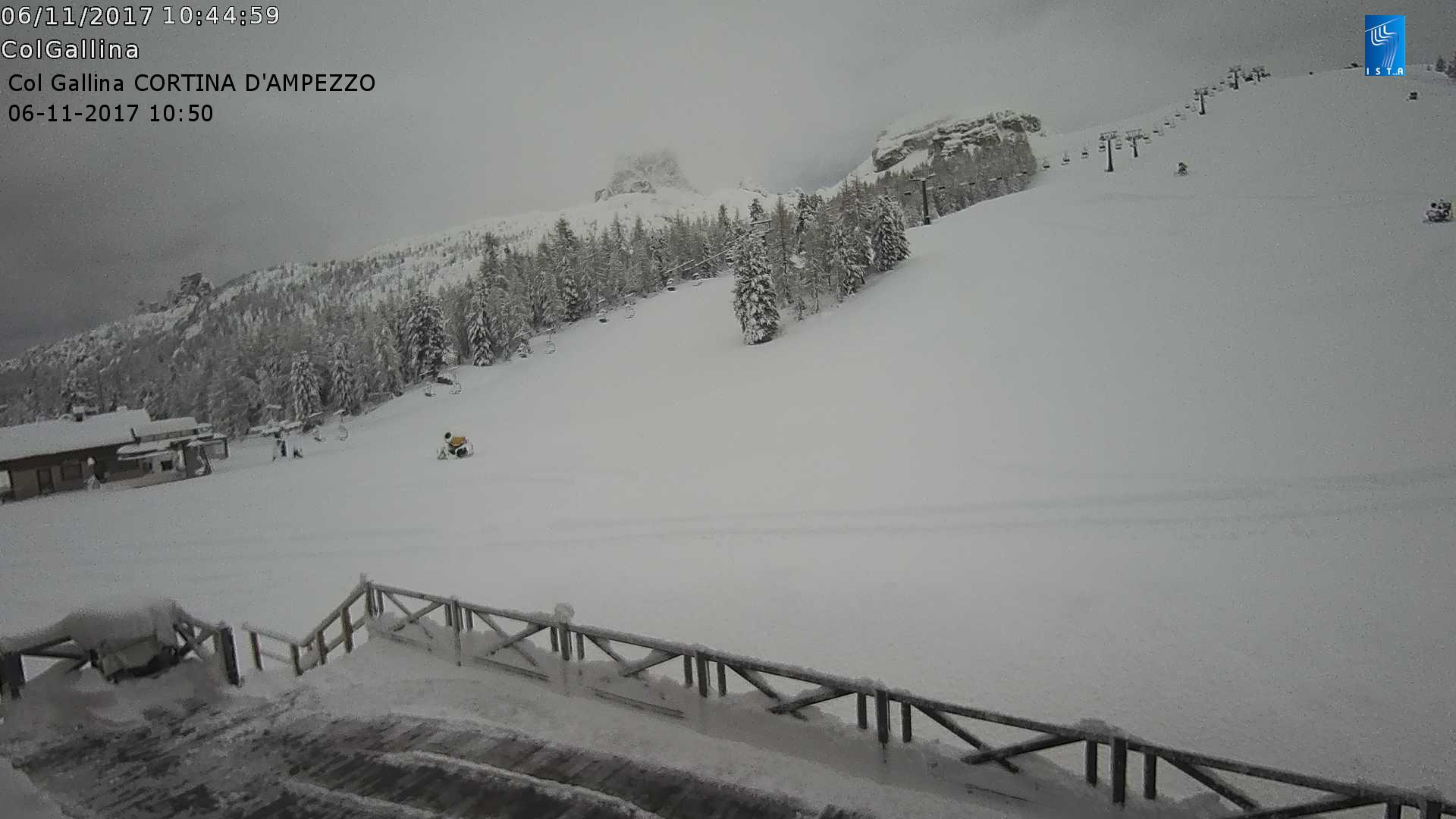 Webcam Cortina Col Gallina