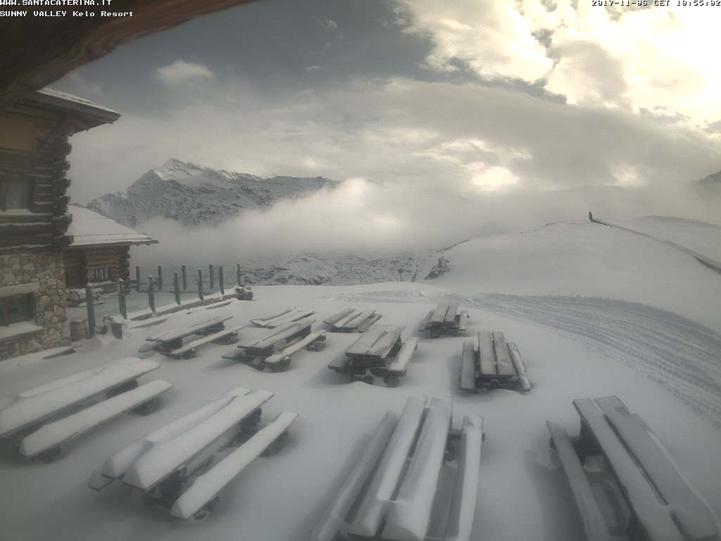 Webcam rifugio Sunnyvalley Santa Caterina Valfurva