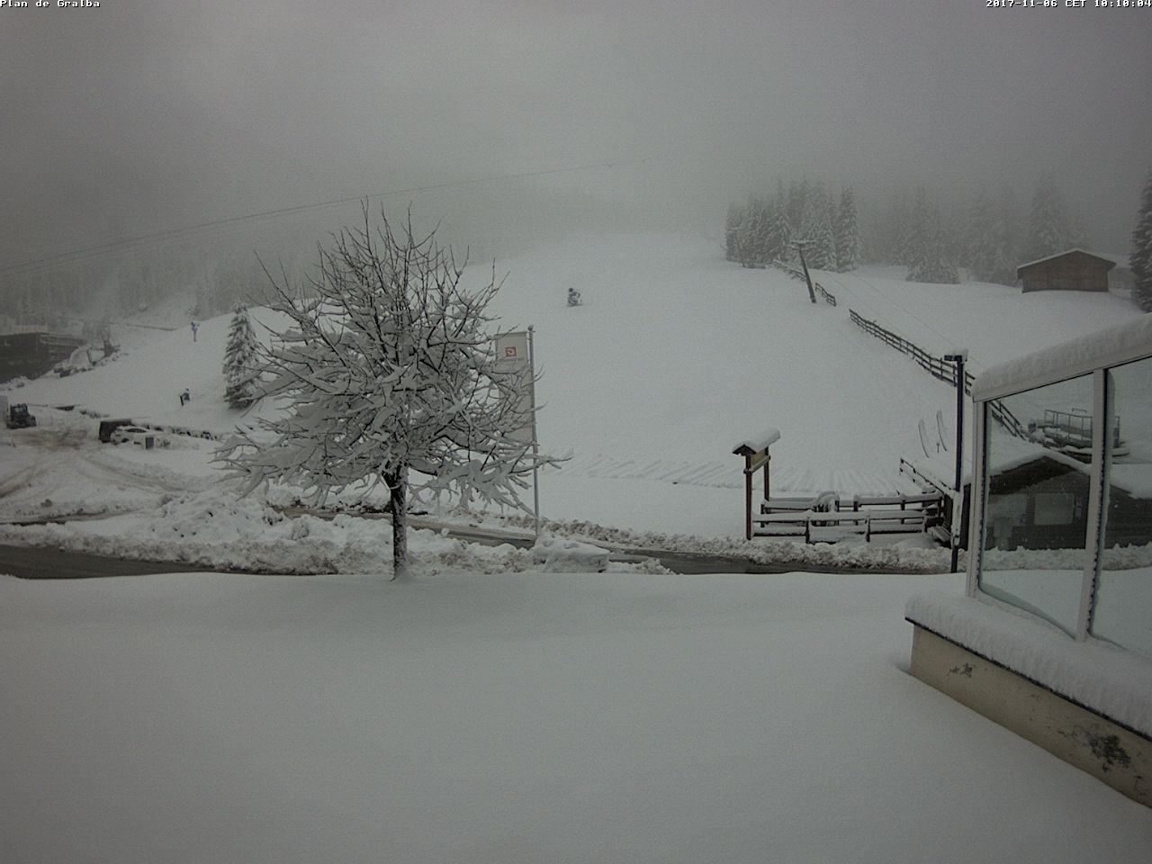 Webcam Plan de Gralba Val Gardena