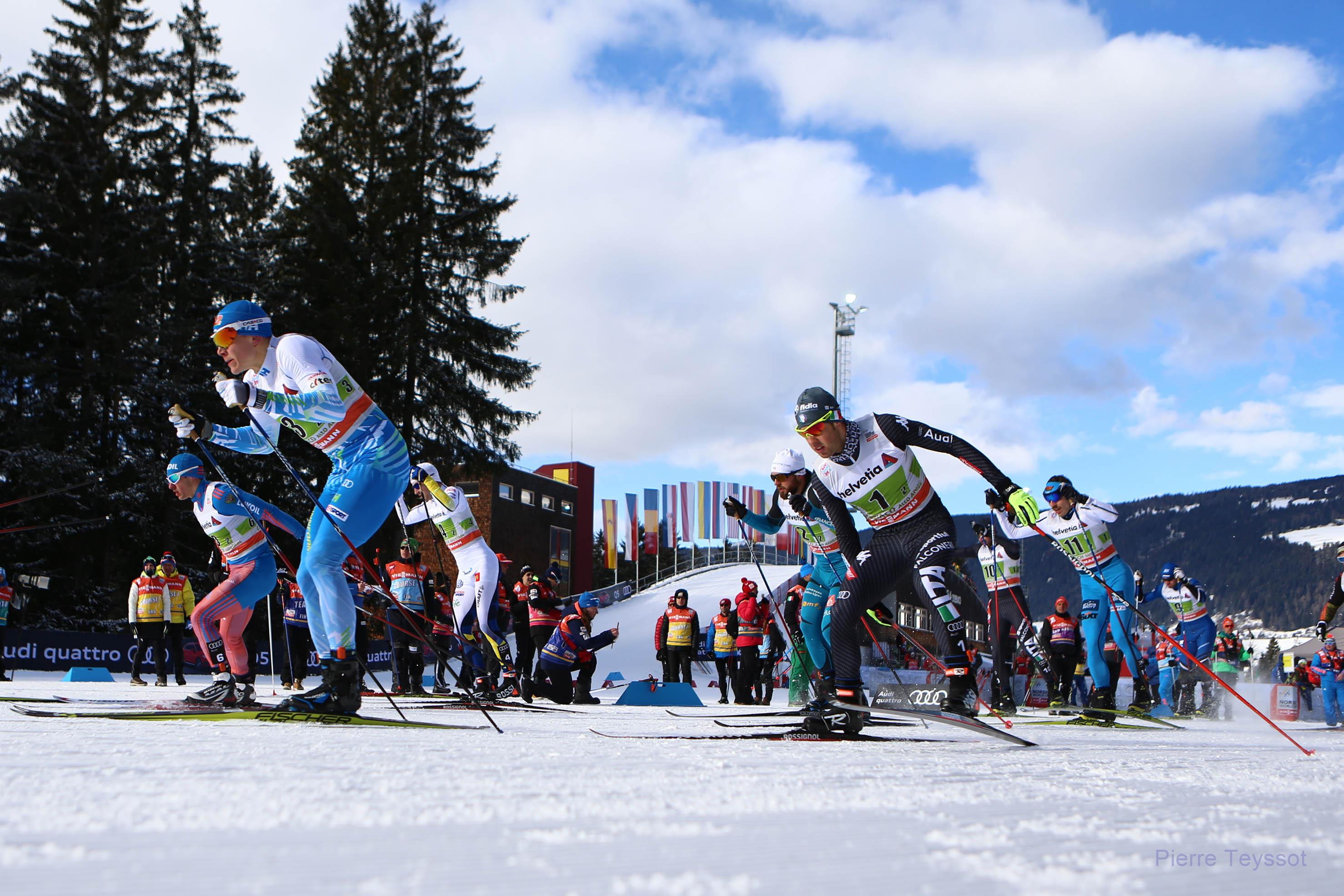 Coppa del Mondo di sci di fondo a Dobbiaco