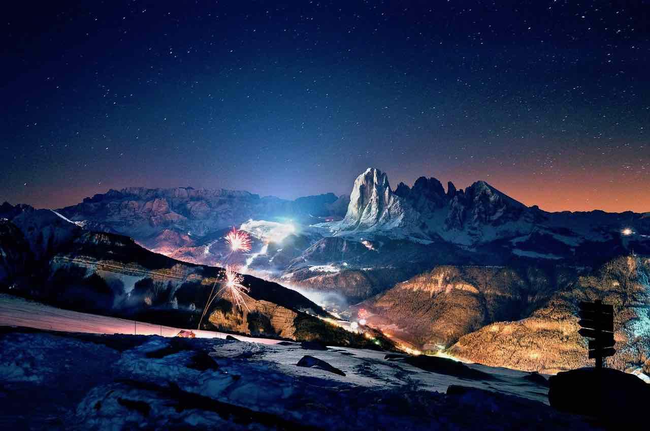 Natale e capodanno in Val Gardena