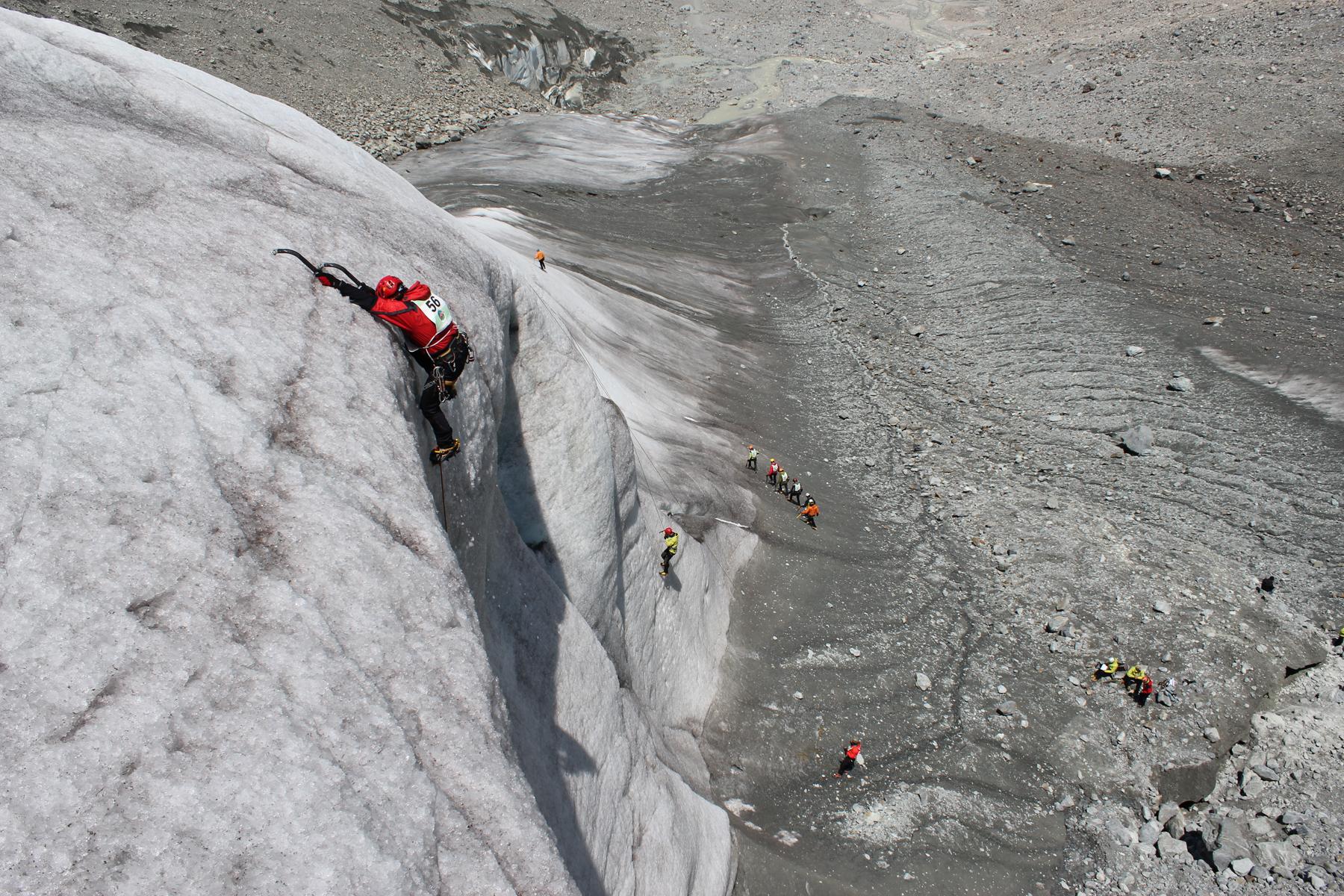 Corso Aspirante Guida alpina Lombardia: iscrizioni prove attitudinali