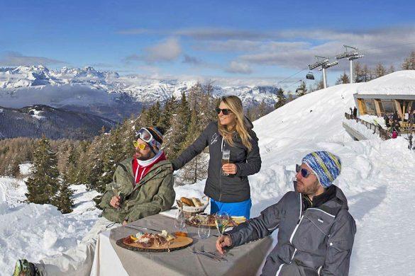 Monte Bondone, Alpi del Trentino