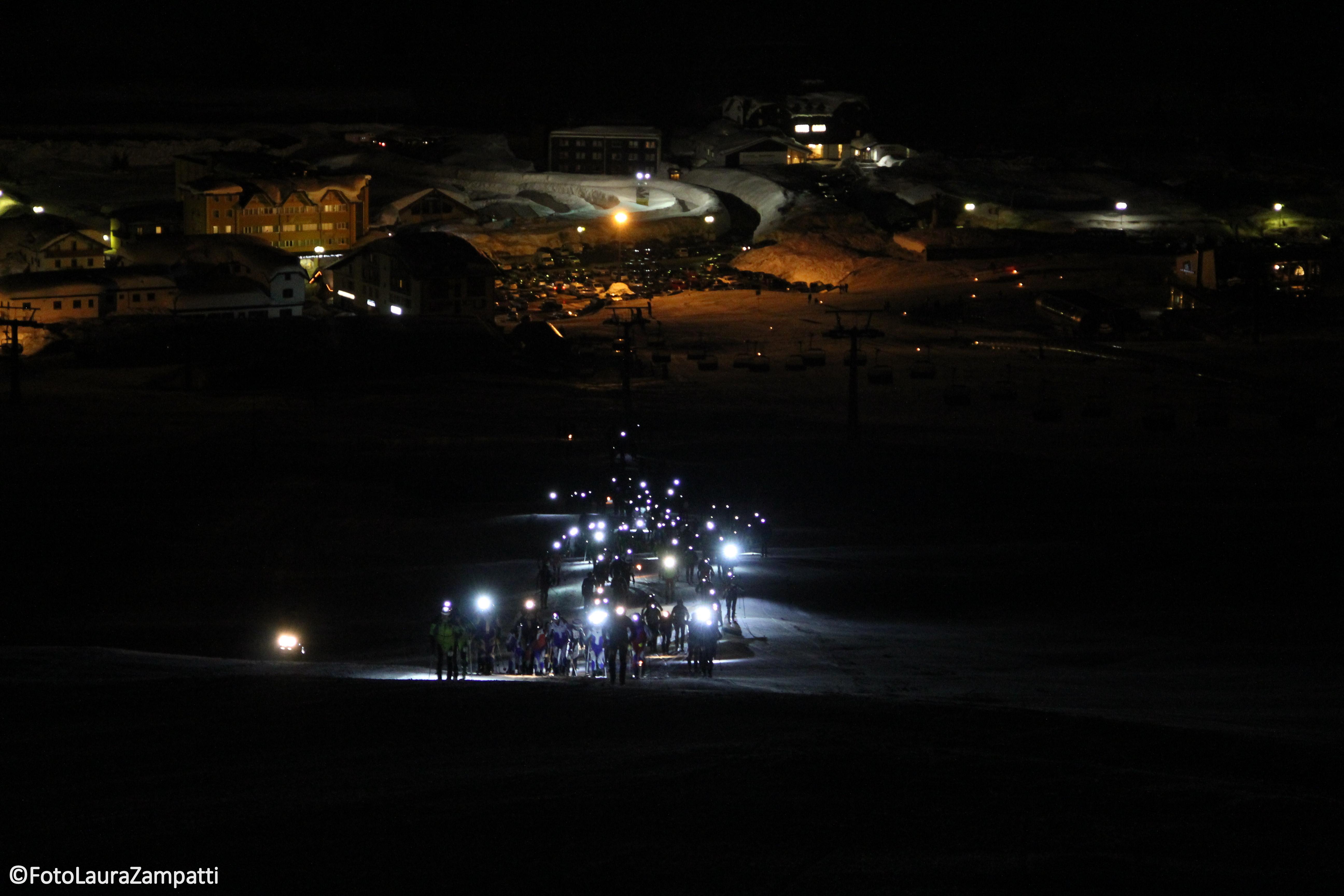 Lunarally 2018, grande raduno di scialpinismo al Passo del Tonale