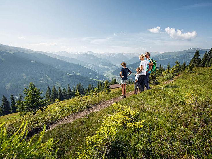 Trekking sulle Alpi di Zillertal- foto Andre Schoenherr