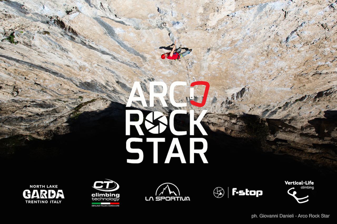 La Sportiva sponsor di Arco Rock Star
