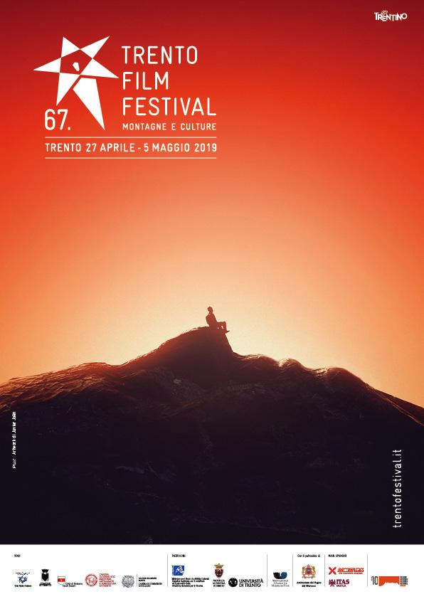 La locandina del Trento Film Festival 2019
