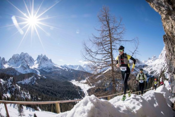 Classifica misurina winter run