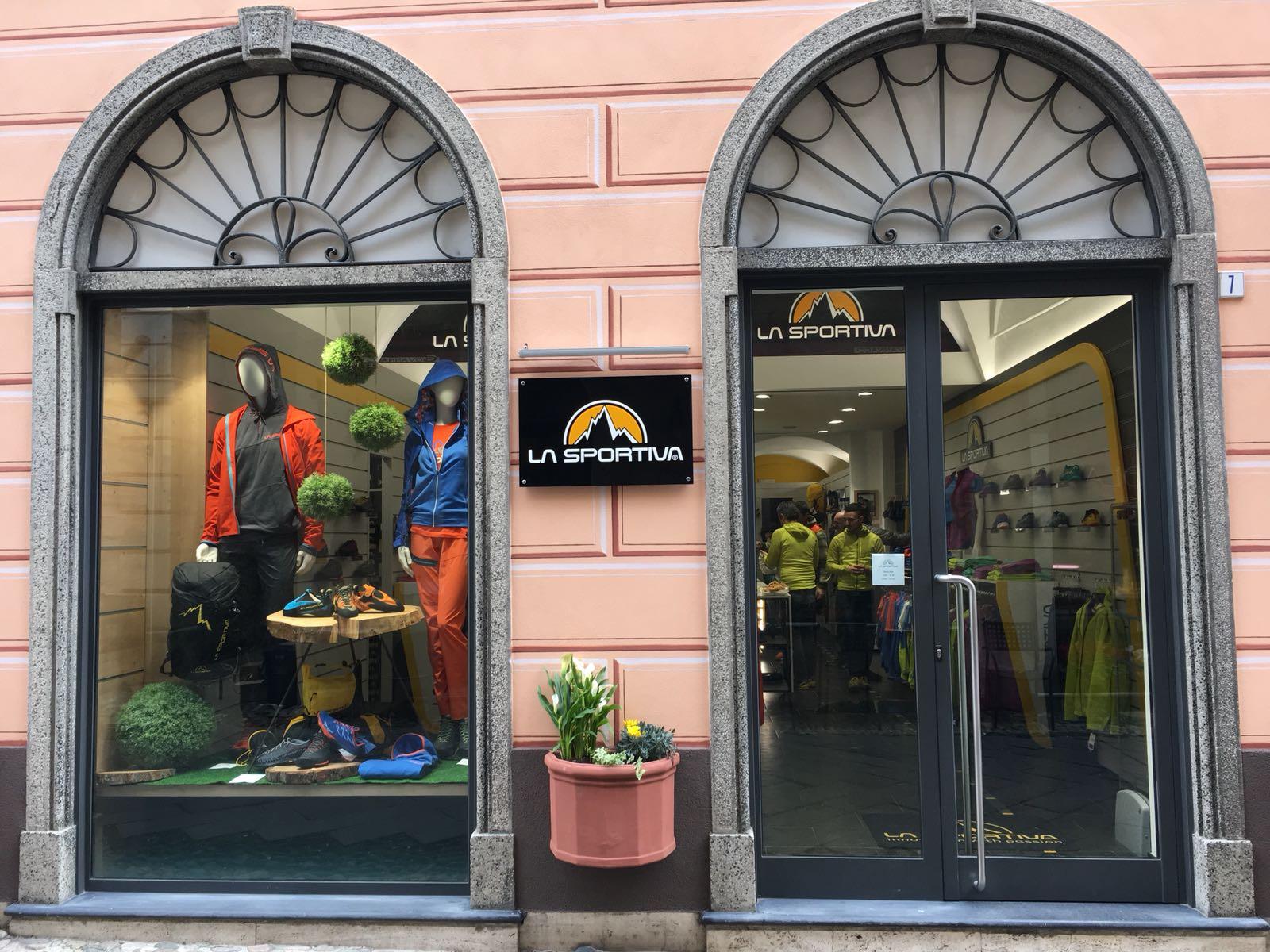 La Sportiva negozio a Finale Ligure