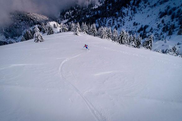Prima Linea gara di scialpinismo