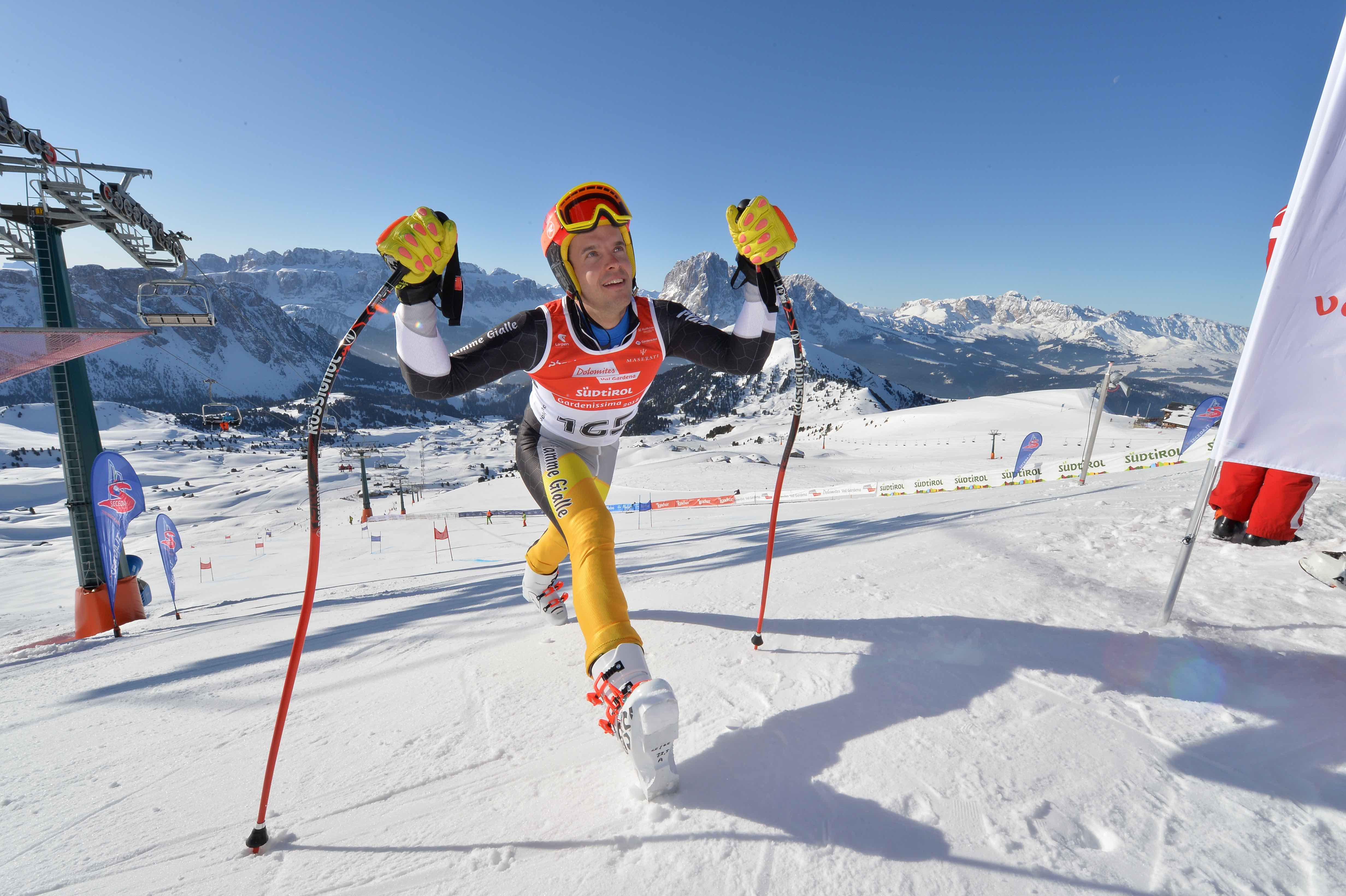 Classifica Gardenissima – In Val Gardena, la grande festa dello sci