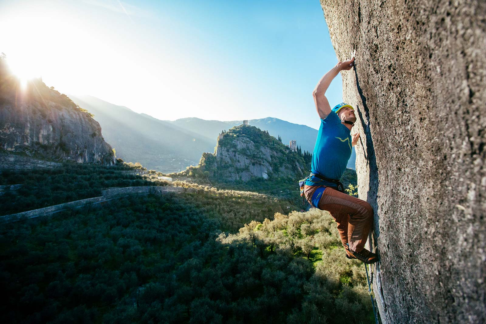 Giovanni Danieli, Arco Rock Star 2018 contest fotografico di arrampicata sportiva