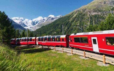 Treno del Bernina: offerta speciale