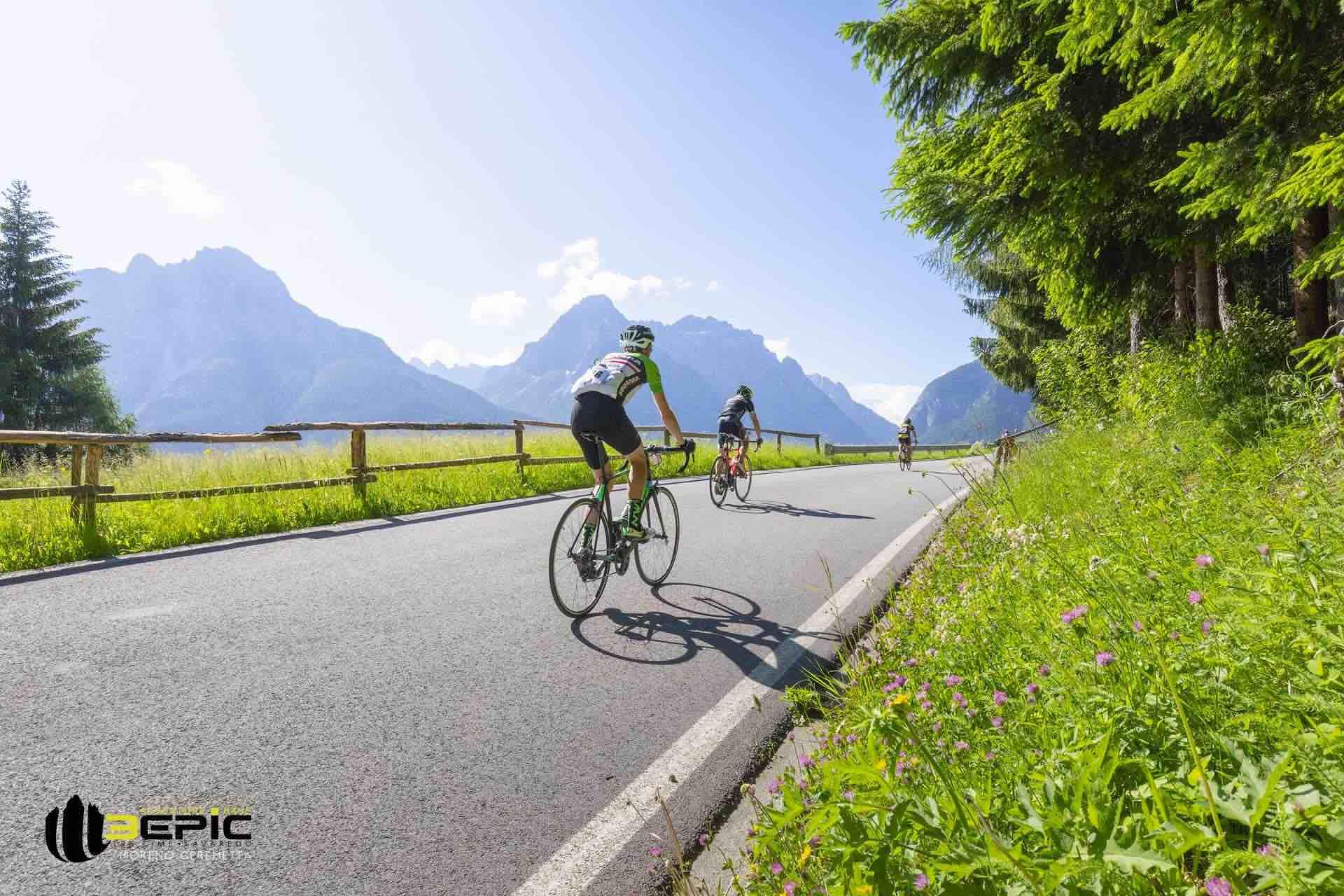 La 3Epic Cycling Road 2018