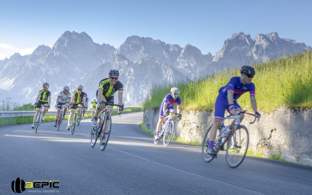 3Epic Cycling Road: classifiche e fotografie 2018