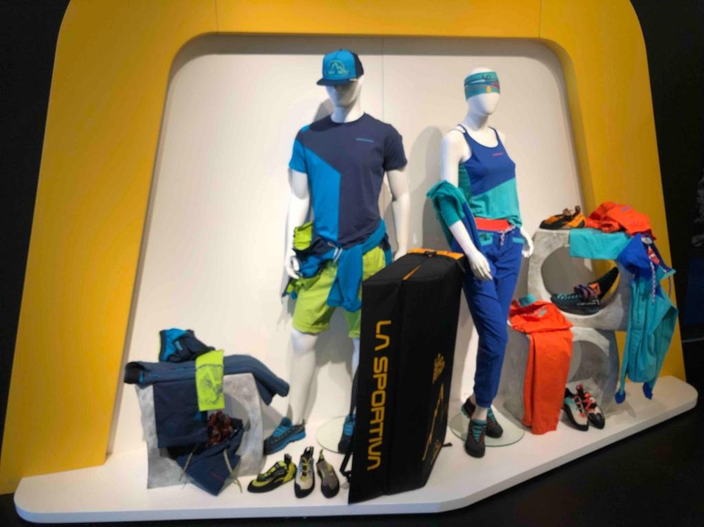 La Sportiva collezione climbing 2019