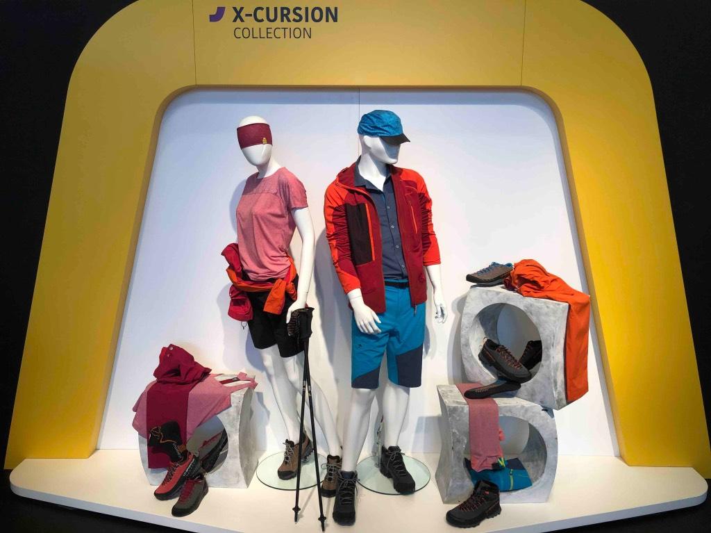 La Sportiva collezione escursionismo 2019