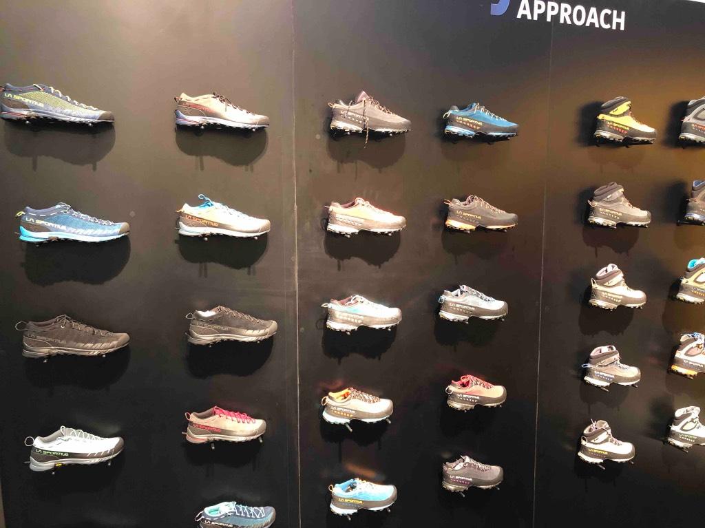 La Sportiva collezione scarpe approach 2019