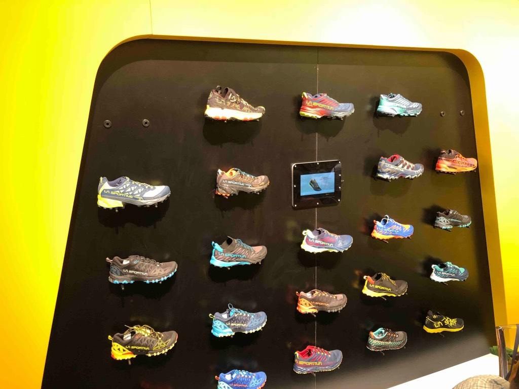 La Sportiva collezione scarpe running 2019
