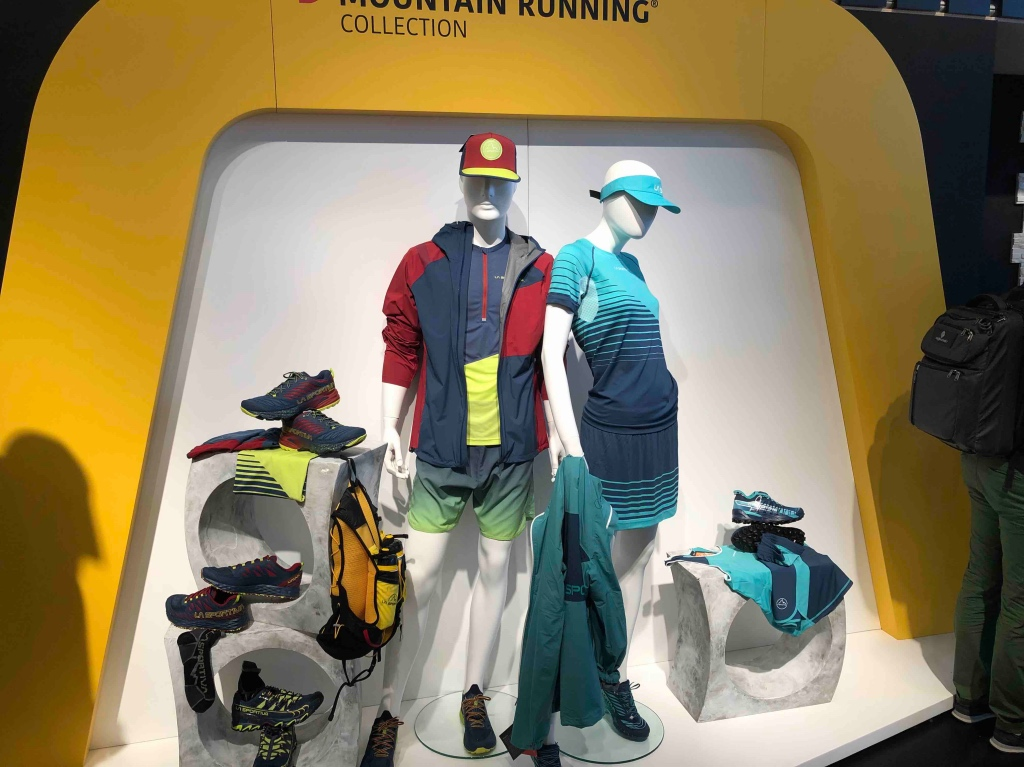 La Sportiva mountain running 2019