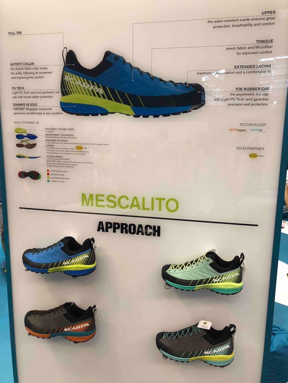 Scarpa Mescalito approach