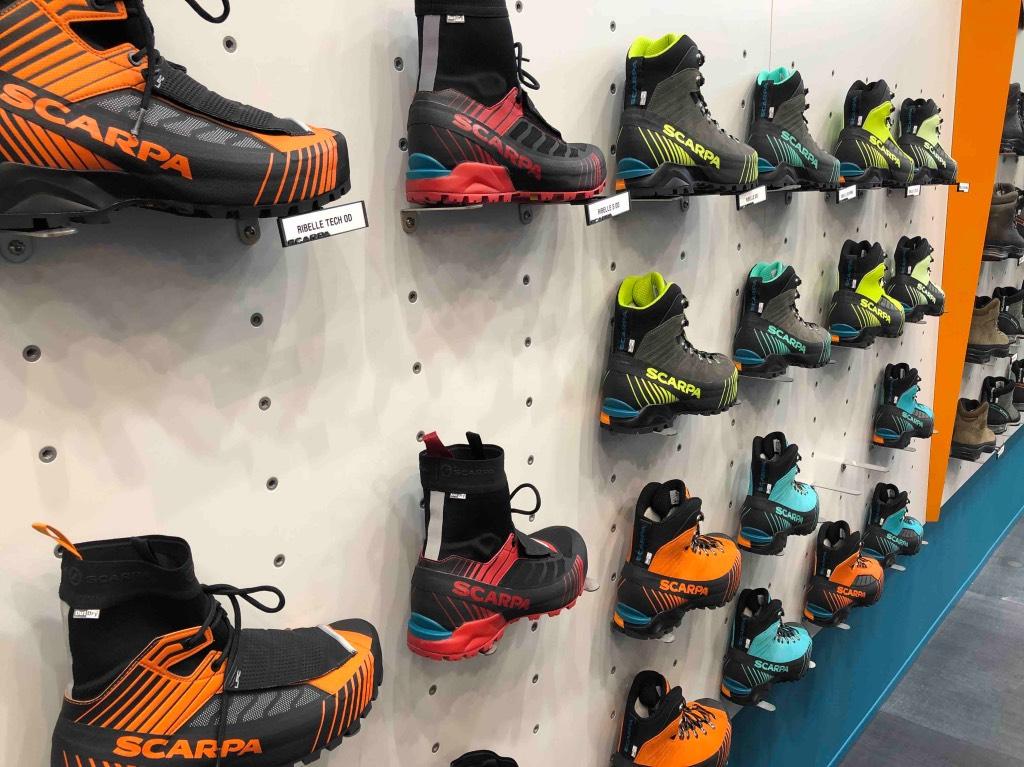 Scarpa Ribelle e altri modelli alpinismo