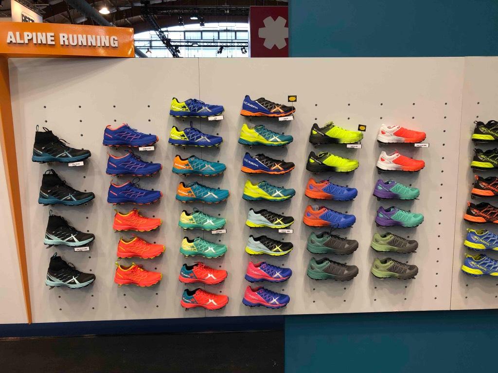 Scarpa collezione running