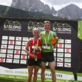 Val Gardena Dolomites Half Marathon 2018