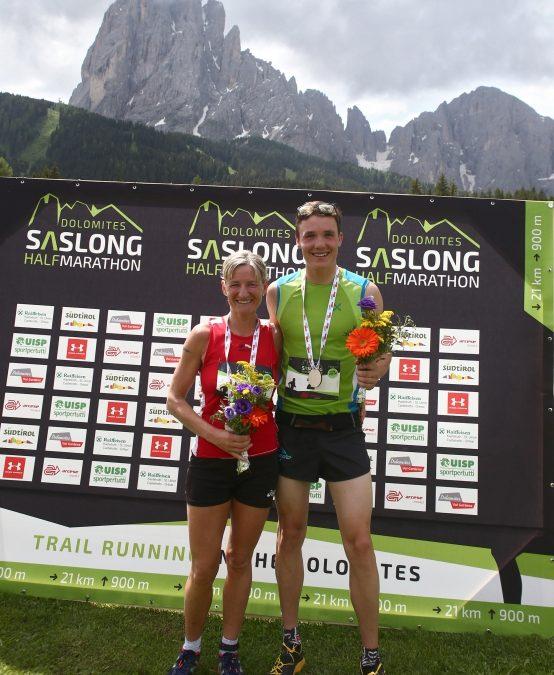 Classifica Dolomites Saslong Half Marathon: la corsa attorno al Sassolungo